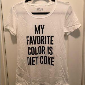 My Favorite Color Is Diet Coke Tee